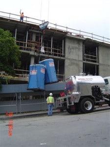 porta potties for virginia beach construction sites