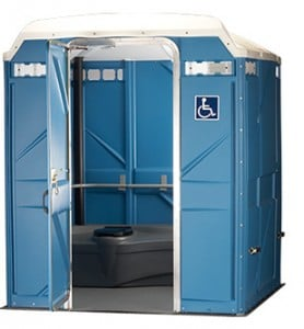 wheelchair accessible portable restroom virginia beach